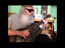 Slide Guitar Blues Lesson - The Blues Scale In Open D Tuning Explores The Root Of The Blues!!
