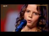 Hollands Got Talent 2013 - Amira Willighagen  у девочки прекрасный голос !!