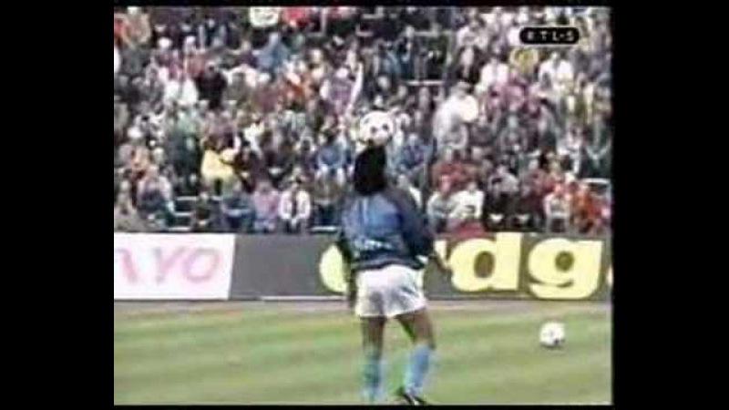 Diego Armando Maradona,Bayern Munchen - Napoli 17 May 1989