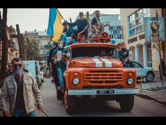 02.05.2014, Одесса. Хронология событий