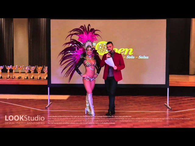 Amy Mills - ASO2014 - Sunday - Latin Solo Professional Samba - Female - Final