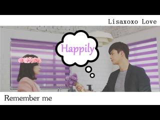 Cha Ji An & Lee Hyun || Remember me || Happily