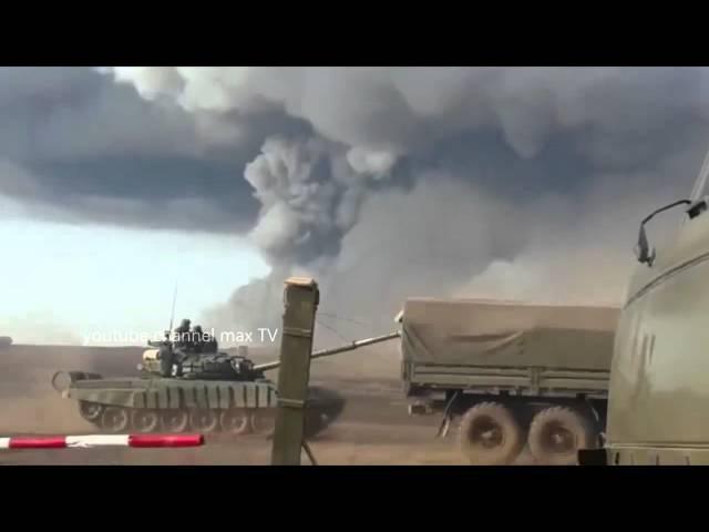 ЭТО реальный взрыв на Кузьминском полигоне!