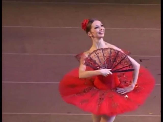 Evgenia Obraztsova Don Quixote Excerpts 2008