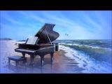 Шикарная инструментальная музыка под звуки природы, шум морского прибоя. Спокойствие... Relax