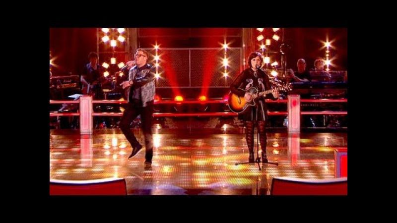The Voice UK 2013 | Moni Tivony Vs Emily Worton: Battle Performance - Battle Rounds 3 - BBC One