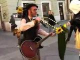 Scott Dunbar Уличный чудо музыкант