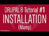 How To Install Drupal 8 With MAMP (Drupal 8 Tutorial #1)