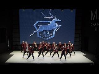 VOLGA CHAMP 2014 II | SCOOBY DOO | 23.11.14