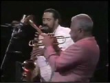 Dizzy Gillespie, Sonny Rollins, Hank Jones, Rufus Reid, Mickey Roker,1987