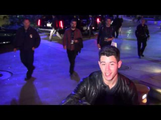 Nick Jonas at the KIIS FM's 2014 Jingle Ball @nickjonas