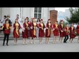 Искры Армении танец