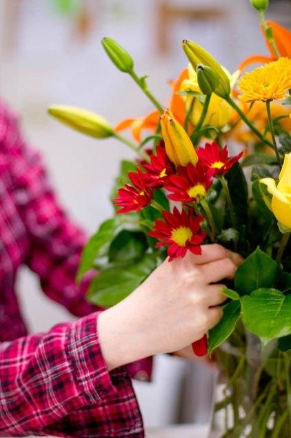 Как долго сохранить срезанные цветы-букет в вазе
