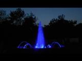 цветной фонтан в Новороссийске