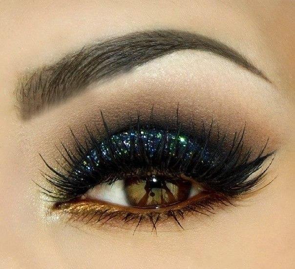 Очень красивый макияж!