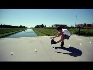 Fahrenheit 86   Видео  Роликовые коньки - Портал роллеров roller-style.ru - все о роликовых коньках, спорт и развлечения