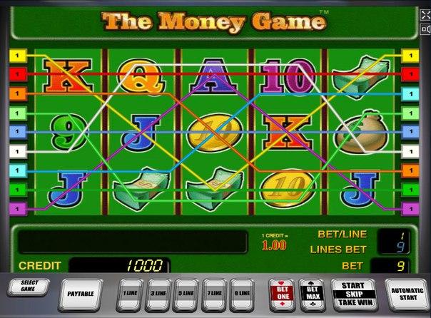 В онлайн казино можно играть без - Игровой автомат