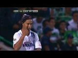 Ronaldinho vs Santos - Santos vs Queretaro 5-0 (FINAL Liga MX 28-05-2015) HD