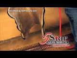 5 Star Equine Products - Larry Garner- How to clean your 5 Star Saddle Pad