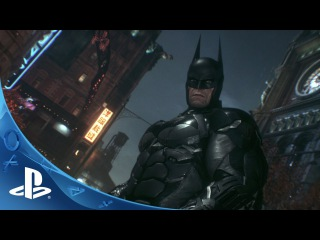 Batman: Arkham Knight - Officer Down Gameplay Video | PS4
