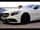 Cruising Pisa and Florence, Italy In the New 585hp Mercedes-Benz AMG S63
