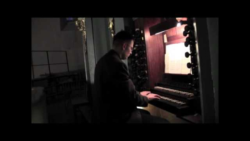 Song of Seikilos from Ancient Greece on the organ (Vidas Pinkevicius)