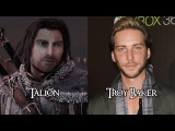 Characters and Voice Actors - Middle-earth: Shadow of Mordor