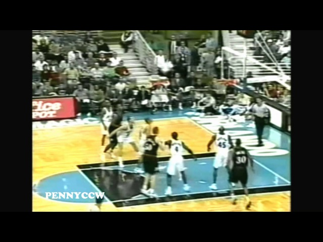 Allen Iverson 46pts vs the Orlando Magic 99/00 NBA *36pts in the 2nd half