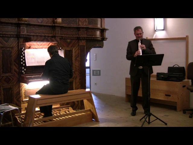 Marco Lo Muscio Jürgen Bachmann Vocalise n. 3 Pour Dauphine Orgelmatinee Ingolstadt 2014