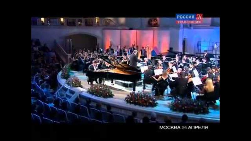 Denis Matsuev and Mariinsky orchestra - Prokofiev, Piano concerto no.3