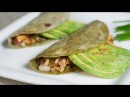 Masala and Coriander Oats Fish Tacos by Chef Vikas Khanna