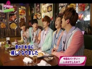 [VK] 18.05.2015 U-KISS no Teatari Shidai Episode 34