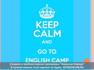 English Summer Camp in Lingua Club