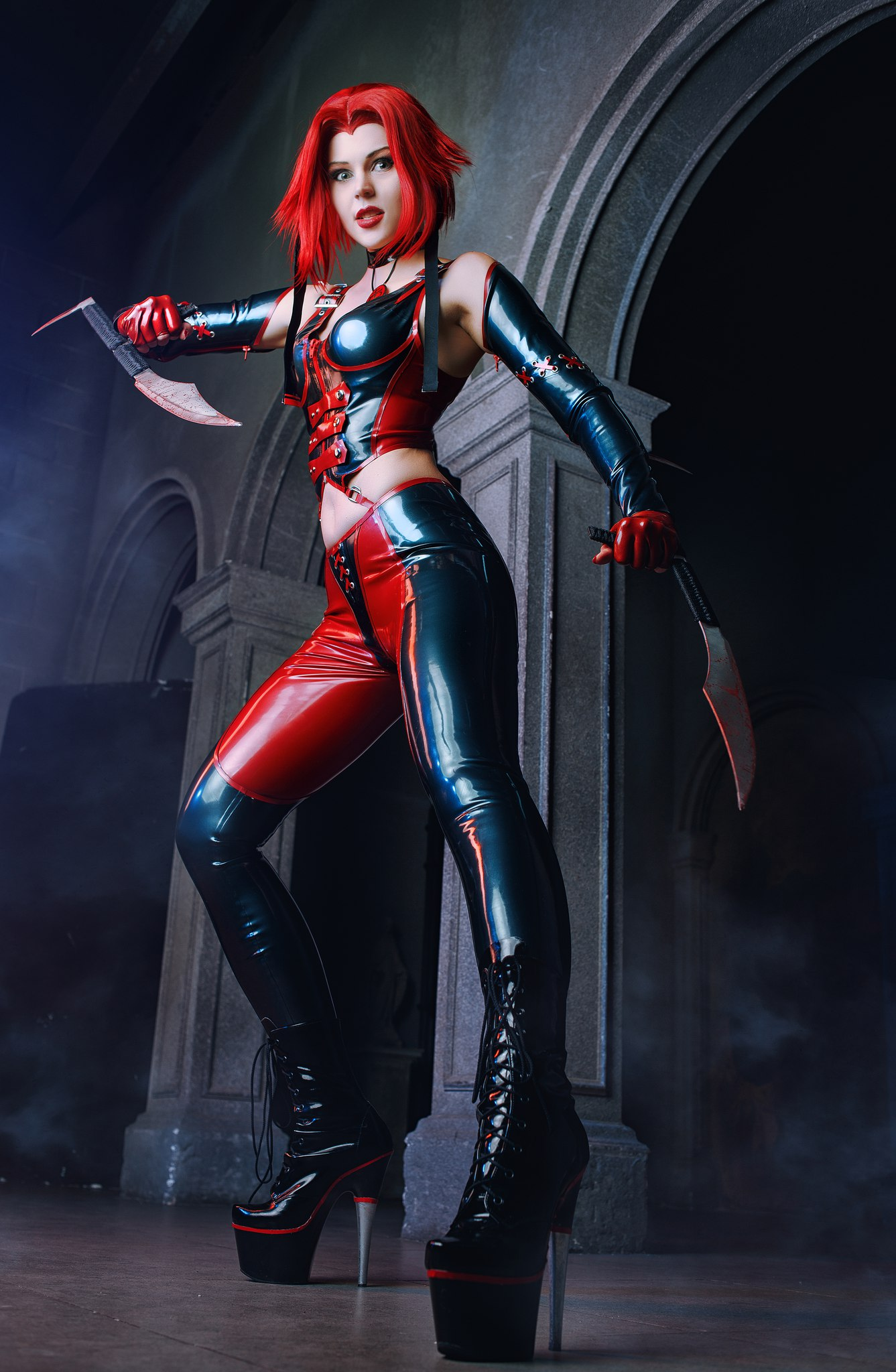 Bloodrayne titfuck adult comic