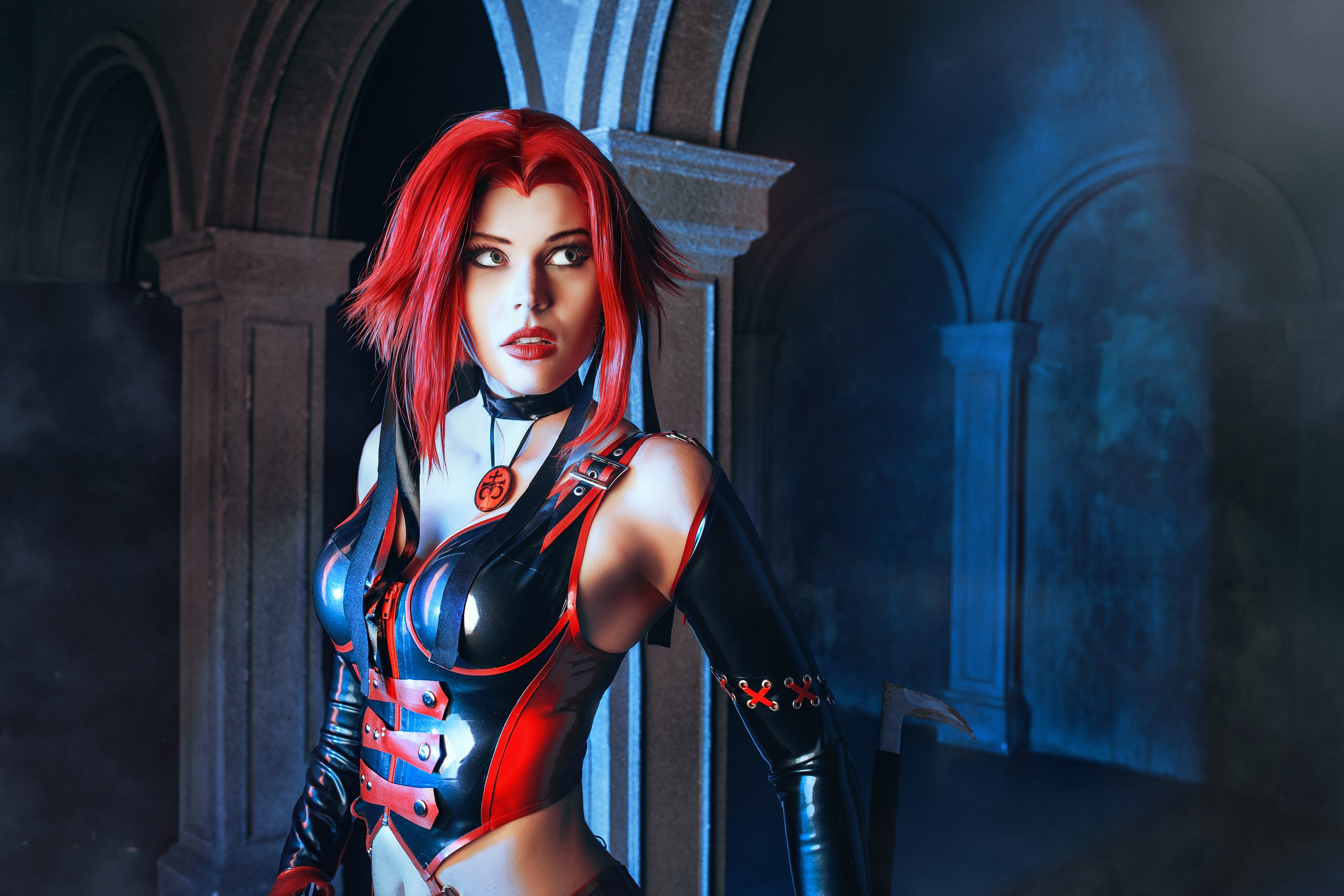 Bloodrayne titfuck sex videos