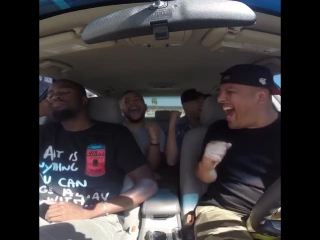 When you're mad at your friends but your favorite song comes on (Nigga Vine)