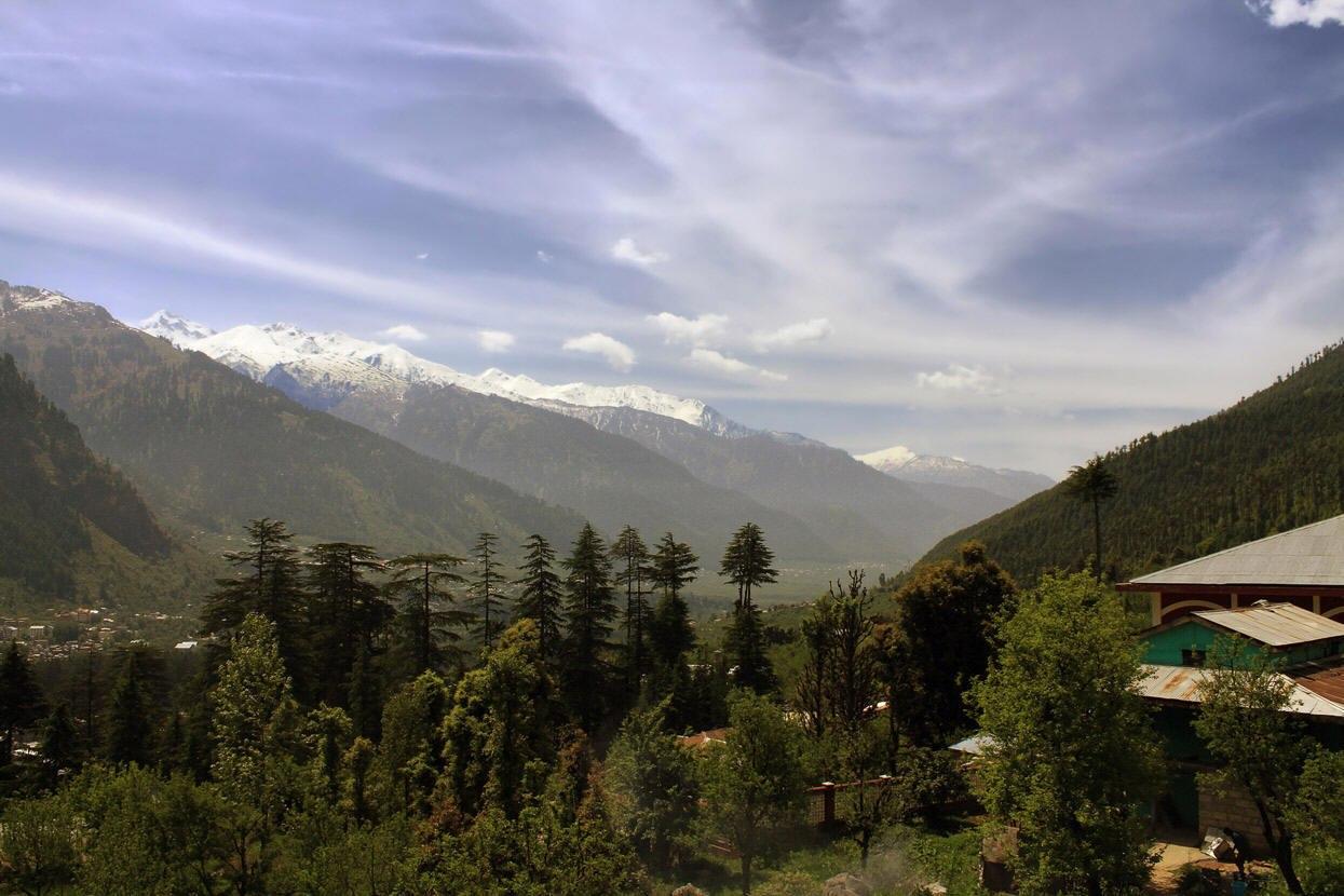 Гималаи Наггар