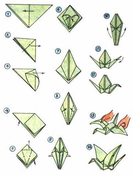 как сделать маски птиц из