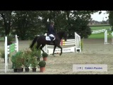 Nr.19 Calido's Passion  ( Calido x Silvio I x Grannus ) Holger Hetzel Sport Horse Sales 2014