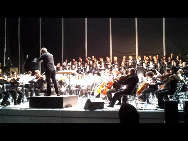 Blake Neely, Honor, The Pacific (International Film Music Festival, Córdoba)