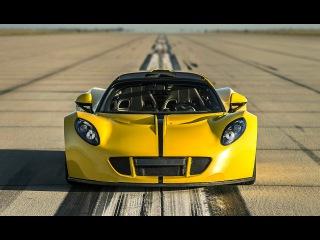 Самый быстрый кабриолет в мире — 427.3 км/ч.