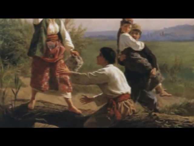 Ой у полі вітер віє (Ukrainian folk song)