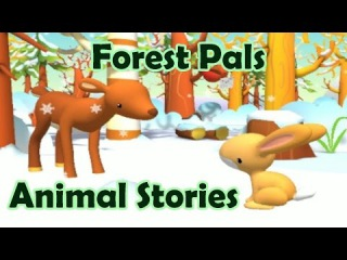 Forest Pals - Fun Educational Game For Toddlers and Preschoolers, Activities for Kids