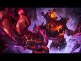 Infernal Nasus Voice - Русская Озвучка Инферального Насуса - League of Legends