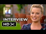Focus Interview - Margot Robbie (2015) - Will Smith Movie HD
