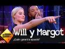 La apuesta de Pablo Motos, Will Smith y Margot Robbie en El Hormiguero 3.0