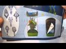 Обзор на (BIONICLE Ракши Лерак 9799) от фирмы JLAFENG