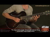 Guitar Lessons Ghost Notes with Andreas Oberg