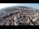 Girona Spain from the air