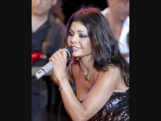 Haifa Wehbe sings disco
